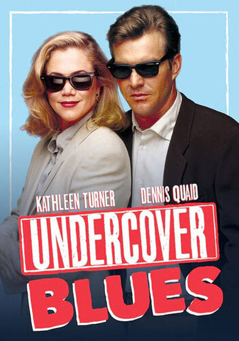 Undercover Blues -  (DVD)