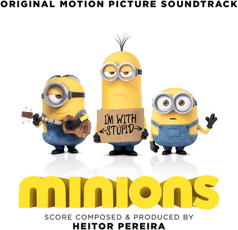 Heitor Pereira - Minions (Original Soundtrack) -  (CD)
