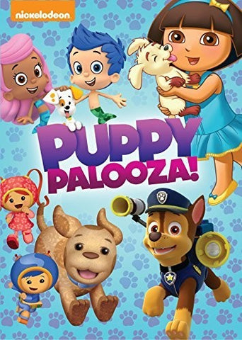 Nickelodeon Favorites: Puppy Palooza - (Full Frame, Widescreen, Dolby, Sensormatic) (DVD)