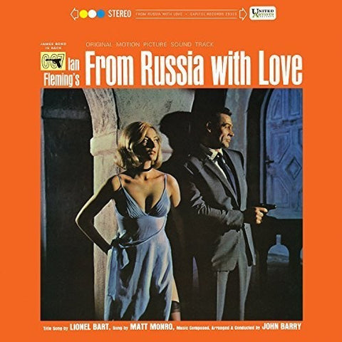 FROM RUSSIA WITH LOVE / O.S.T. - From Russia With Love (Original Motion Picture Soundtrack) -  (Vinyl)