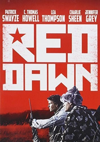 Red Dawn - (Repackaged, Widescreen) (DVD)