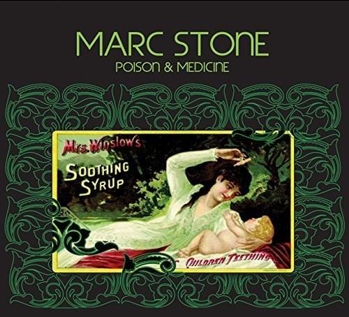 Marc Stone - Poison and Medicine -  (CD)