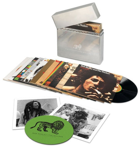 Bob Marley - The Complete Island Recordings: Collector's Edition [Box Set] [Metal Box] - (Oversize Item Split, Boxed Set, Collector's Edition) (Vinyl)