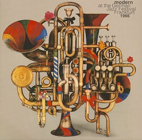 Various Artists - Modern At The German Jazz Festival 1966 /  Various - (Limited Edition) (Vinyl)