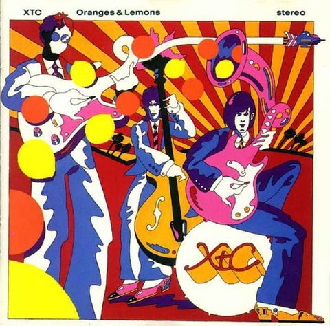 XTC - Oranges & Lemons: Remixed & Expanded [Import] - (United Kingdom - Import) (CD)