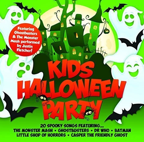 Various Artists - Kids Halloween Party /  Various [Import] - (United Kingdom - Import) (CD)