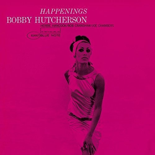 Bobby Hutcherson - Happenings -  (Vinyl)