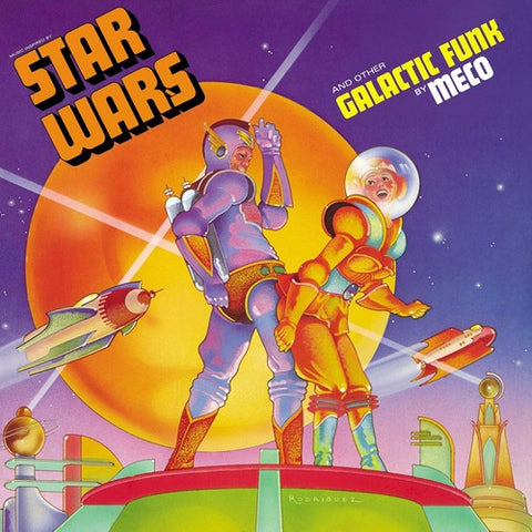 Meco - Music Inspired By Star Wars and Other Galactic Funk -  (Vinyl)