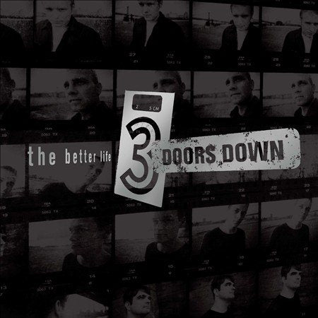 3 Doors Down - THE BETTER LIFE (2LP ((Vinyl))