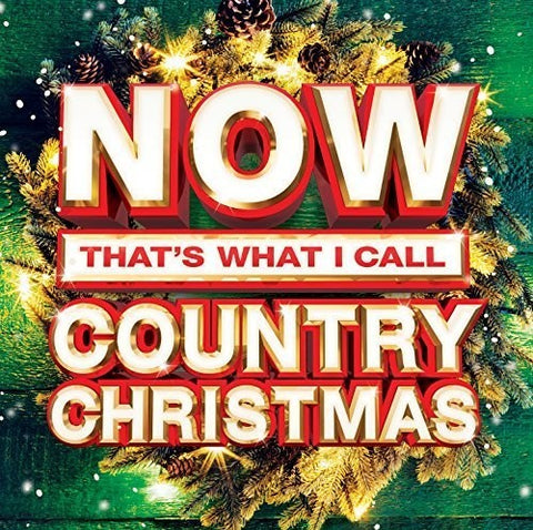 Various Artists - Now That's What I Call Country Christmas -  (CD)