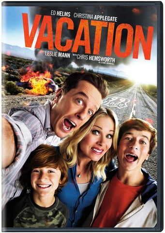 Vacation - (Eco Amaray Case, Dolby, AC-3) (DVD)