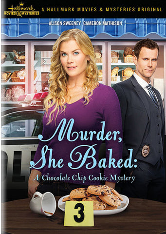 Murder, She Baked: A Chocolate Chip Cookie Mystery -   (DVD)