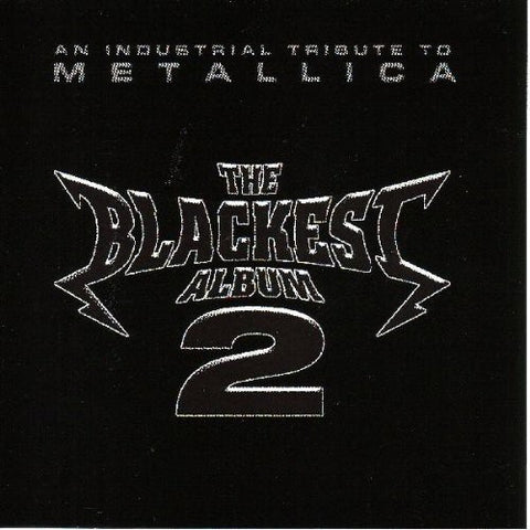 Various Artists - The Blackest Album, Vol.2: An Industrial Tribute To Metallica -  (CD)