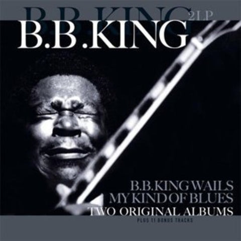 B.B. King - B.B. King Wails /  My Kind of Blues [Import] - (180 Gram Vinyl, Holland - Import) (Vinyl)