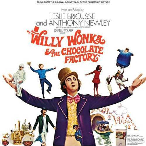 Soundtrack - Willy Wonka & the Chocolate Factory (Music From the Original Soundtrack) -  (Vinyl)