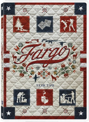 Fargo: Year Two - (Boxed Set, Dubbed, Subtitled, Widescreen) (DVD)