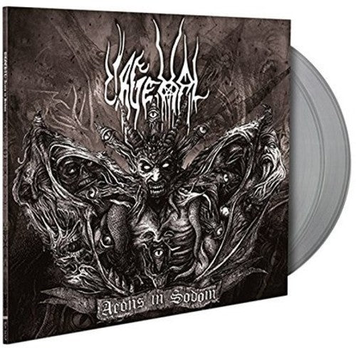 Urgehal - Aeons in Sodom (Clear Vinyl) [Import] - (Clear Vinyl, United Kingdom - Import) (Vinyl)