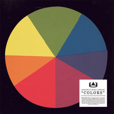Kingsway Music Library - Colors -  (Vinyl)