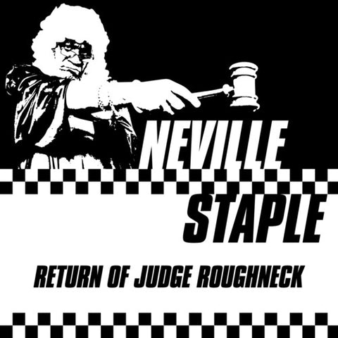 Neville Staple - Return Of Judge Roughneck -  (Vinyl)