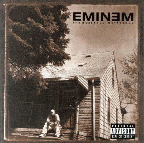 Eminem - The Marshall Mathers LP [Explicit Content] - (Paexp) (CD)