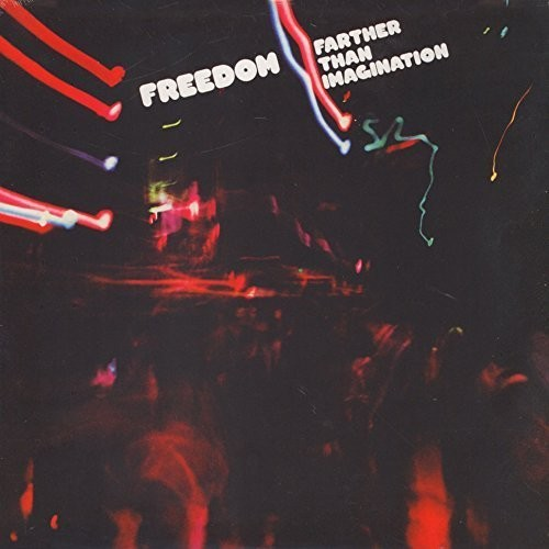 Freedom - Farther Than Imagination -  (Vinyl)