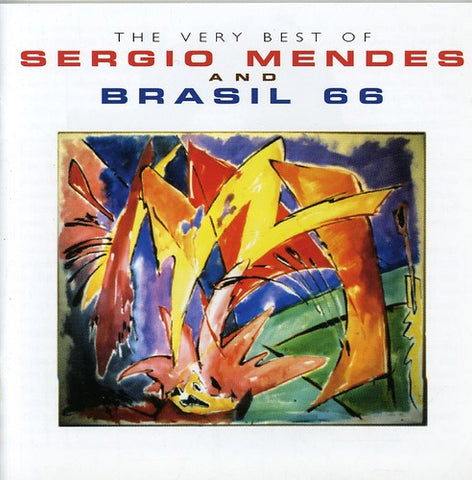 Sergio Mendes & Brasil 66 - Very Best of Sergio Mendes & Brasil '66 [Import] -  (CD)