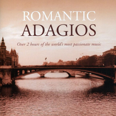 Various Artists - Romantic Adagios /  Various -  (CD)