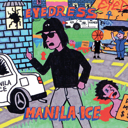 Eyedress - Manila Ice [Explicit Content] - (Paexp) (CD)