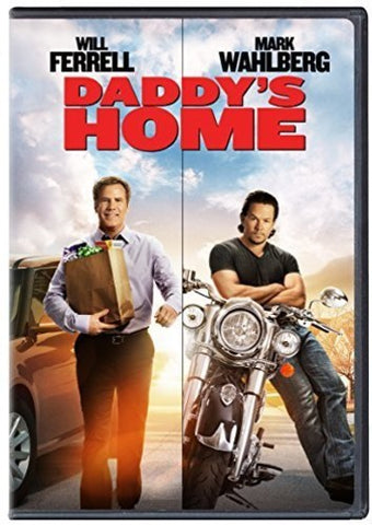 Daddy's Home - (Dubbed, Subtitled, AC-3, Dolby, Widescreen) (DVD)
