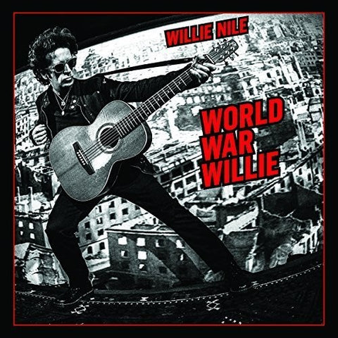 Willie Nile - World War Willie -  (Vinyl)