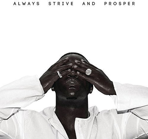A$AP Ferg - Always Strive And Prosper [Explicit Content] - (Colored Vinyl, White, Download Insert, Paexp) (Vinyl)