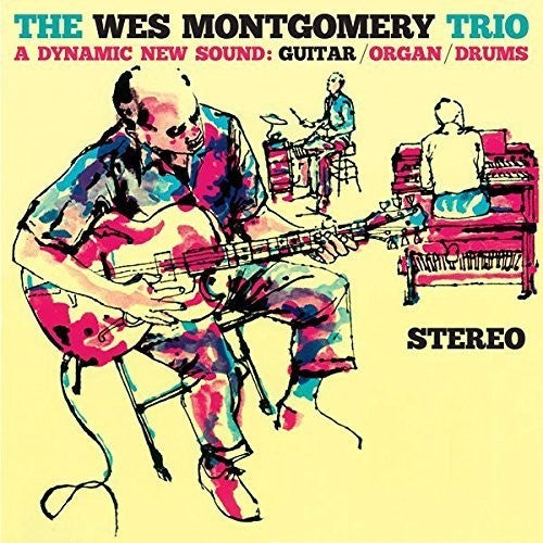 Wes Trio Montgomery - Dynamic New Sound + 2 [Import] - (Bonus Tracks, Spain - Import) (Vinyl)