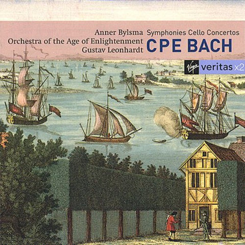 Orchestra of the Age of Enlightenment - Symphonies /  Cello Ctos /  Cello -  (CD)