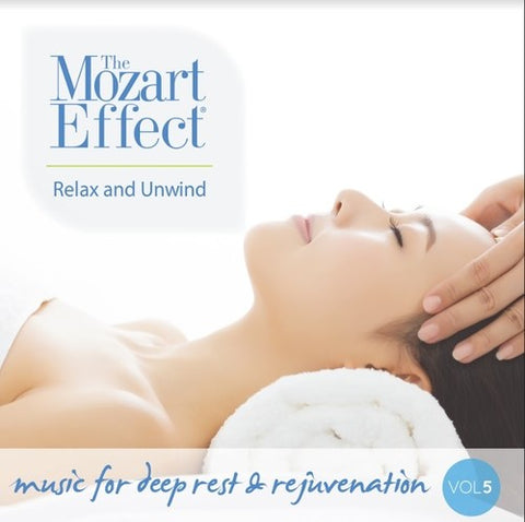 Don Campbell - Mozart Effect 5: Relax & Unwind -  (CD)