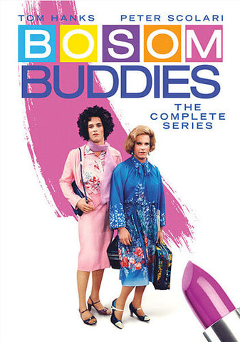 Bosom Buddies: The Complete Series - (Boxed Set, Full Frame, Mono Sound, Amaray Case) (DVD)