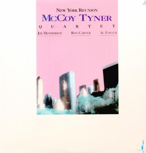 Tyner McCoy - New York Reunion -  (Vinyl)