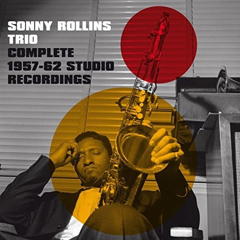 Sonny Rollins - Complete 1957-1962 Studio Recordings [Import] - (Spain - Import) (CD)