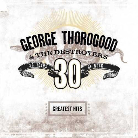 George Thorogood - Greatest Hits: 30 Years of Rock Brown -  (Vinyl)