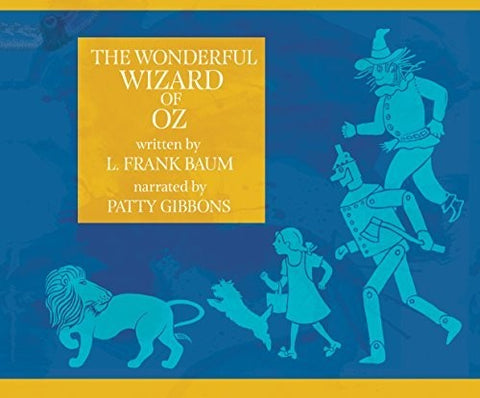 Lf Baum - Wonderful Wizard Of Oz -  (CD)