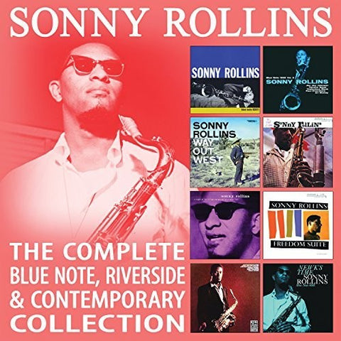 Sonny Rollins - Complete Blue Note Riverside & Contemporary Collection -  (CD)