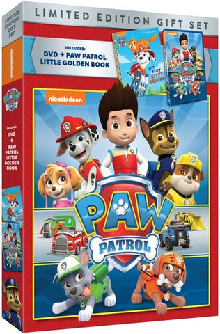 Paw Patrol - (Gift with Purchase, Widescreen, AC-3) (DVD)