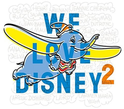 Various Artists - We Love Disney 2 (French) /  Various [Import] - (France - Import) (Vinyl)