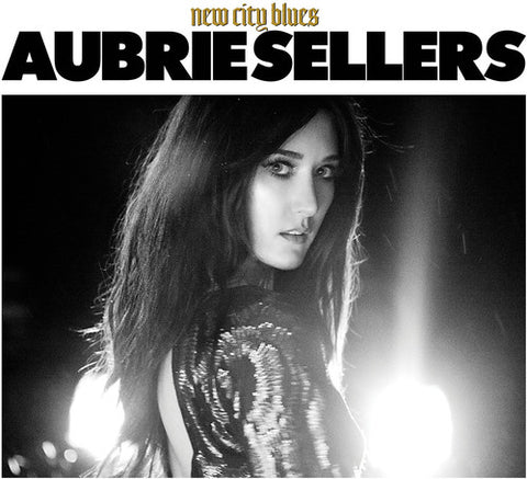Aubrie Sellers - New City Blues -  (Vinyl)
