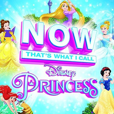 Various Artists - Now That's What I Call Disney Princess /  Various [Import] - (United Kingdom - Import) (CD)