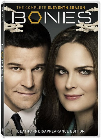 Bones: The Complete Eleventh Season - (Boxed Set, Dolby, AC-3, Dubbed, Subtitled) (DVD)