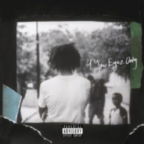 J. Cole - 4 Your Eyez Only [Explicit Content] - (Paexp) (CD)