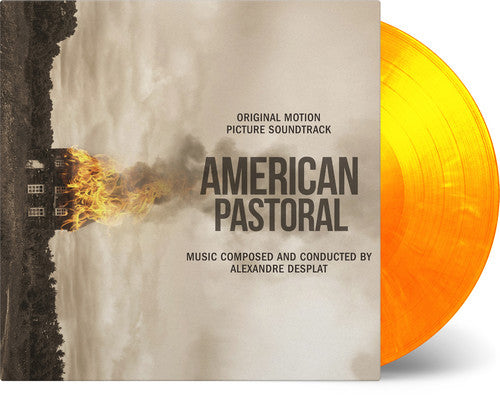 Alexandre Desplat - American Pastoral (Original Motion Picture Soundtrack) - (Limited Edition, Colored Vinyl, 180 Gram Vinyl) (Vinyl)