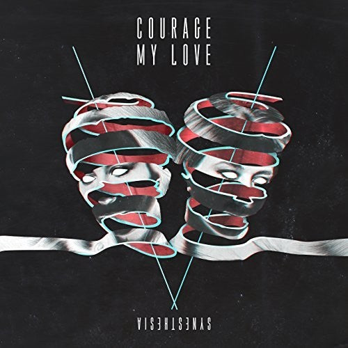 Courage My Love - Synesthesia (Green Vinyl) [Import] - (Colored Vinyl, Green, Canada - Import) (Vinyl)