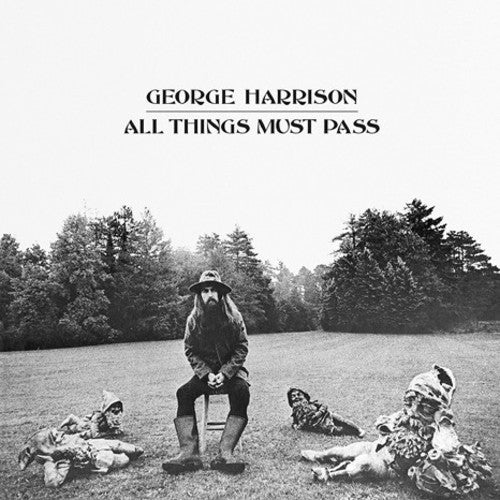 George Harrison - All Things Must Pass - (Limited Edition) (Vinyl)