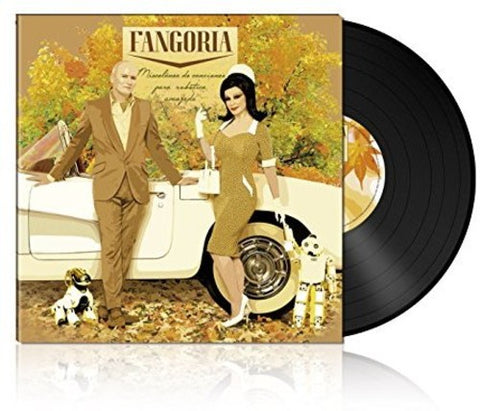 Fangoria - Miscelanea De Canciones Para Robotica Avanzada [Import] - (With CD, Reissue, Spain - Import) (Vinyl)